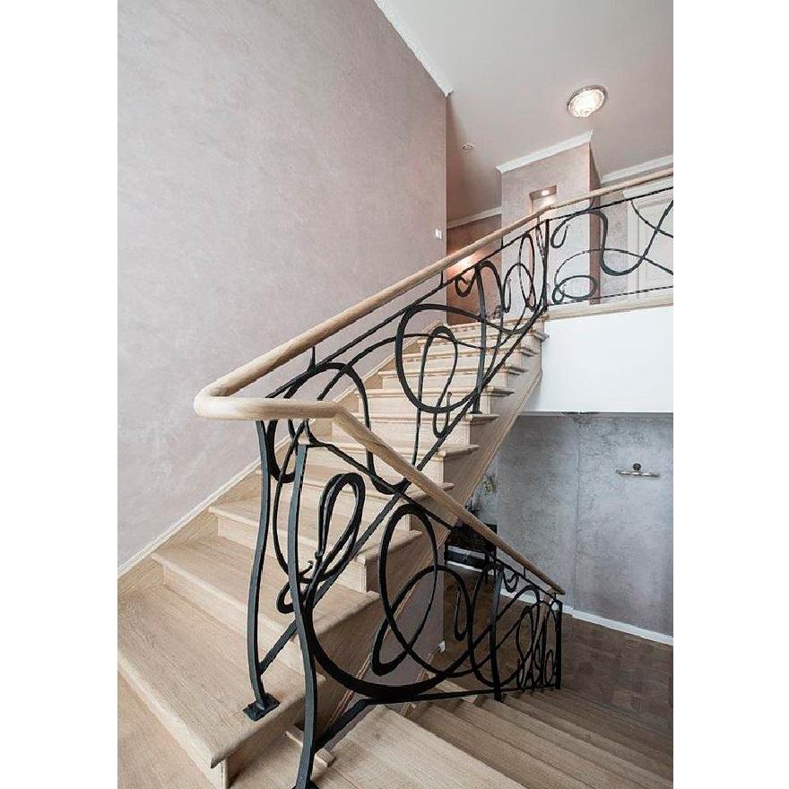 Кованые перила для лестницы Артикул № 018