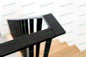 Лофт ограждения из стальной полосы
